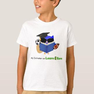 Tyler's Owlvatar T-Shirt