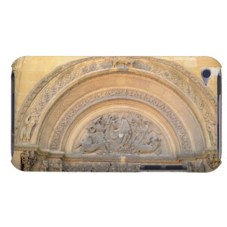 Tympanum of the porch depicting Christ in Majesty iPod Touch Cases