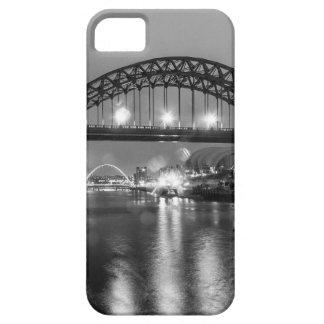 Tyne Bridge at Night iPhone 5 Cover