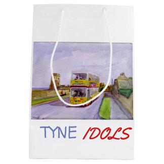 Tyne Idols Tour bus gift bag