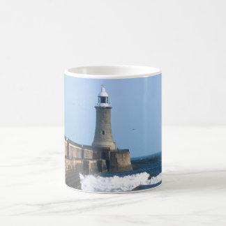 Tynemouth Lighthouse Mug