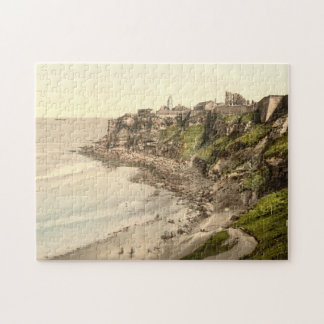 Tynemouth, Newcastle-on-Tyne, England Jigsaw Puzzle
