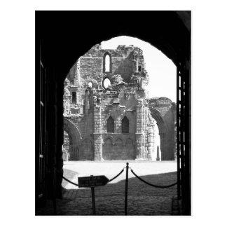 Tynemouth Priory Gateway Postcard