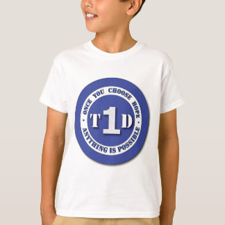 Type 1 Diabetes - I am a super hero shirt