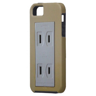 type A socket iPhone 5 Cases