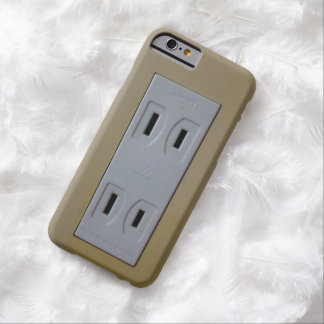 type A socket Barely There iPhone 6 Case