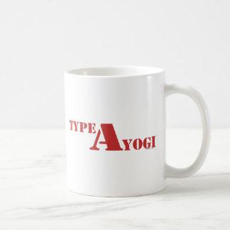 Type A Yogi gear Coffee Mug