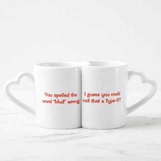 Type-O Mug