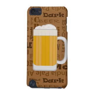 Types of Beer Series Print 1 iPod Touch 5G Cases
