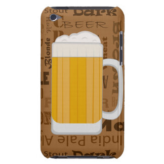 Types of Beer Series Print 1 iPod Touch Cover