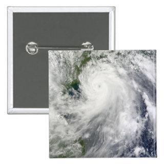 Typhoon Chanthu 15 Cm Square Badge