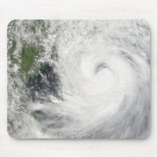 Typhoon Prapiroon Mouse Pad