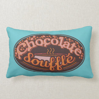 "Typo Pillow ""Chocolate Soufflé"" Throw Cushion"