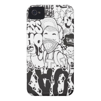 typography Case-Mate iPhone 4 cases