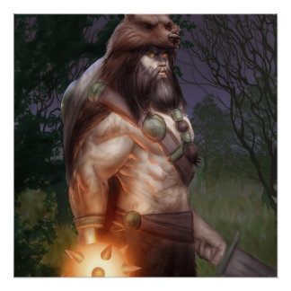 Tyr Poster