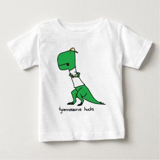 tyrannosaurus hucks baby T-Shirt