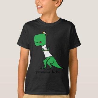 tyrannosaurus hucks T-Shirt