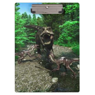 Tyrannosaurus Rex 4 Clipboard