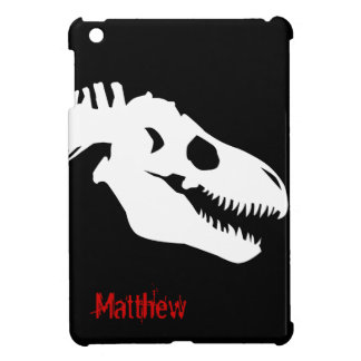 Tyrannosaurus Rex Bones Personalised Cover For The iPad Mini