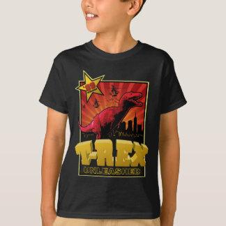 Tyrannosaurus Rex Dinosaur 2009  Invasion T Shirts