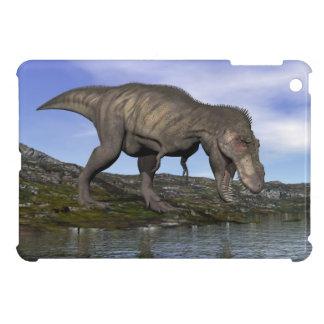 Tyrannosaurus rex dinosaur - 3D render Case For The iPad Mini