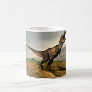 Tyrannosaurus rex dinosaur - 3D render Coffee Mug
