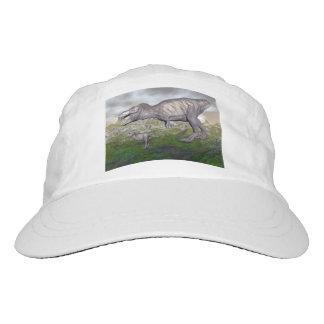 Tyrannosaurus rex dinosaur mum and baby- 3D render Hat