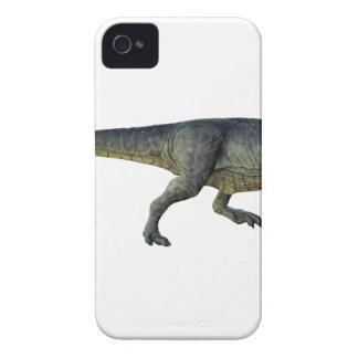 Tyrannosaurus Rex Dinosaur Running in Profile iPhone 4 Cover
