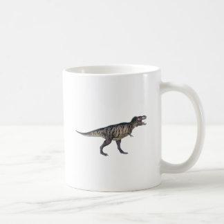 Tyrannosaurus Rex In Side Profile Coffee Mug