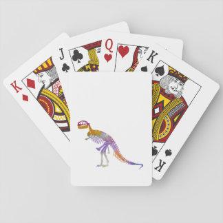 Tyrannosaurus Rex Playing Cards