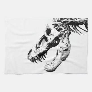 Tyrannosaurus Rex Tea Towel