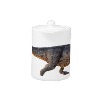 Tyrannosaurus-Rex with Yellow Coloring