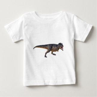 Tyrannosaurus-Rex with Yellow Coloring Baby T-Shirt