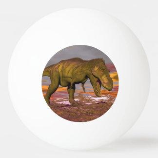 Tyrannosaurus roaring - 3D render Ping Pong Ball