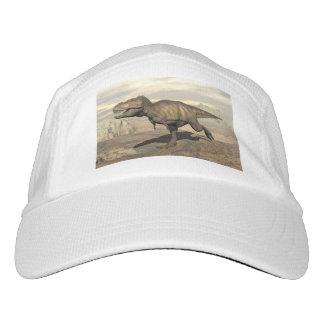 Tyrannosaurus running - 3D render Hat
