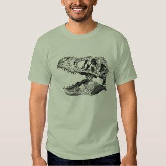 Tyrannosaurus Velociraptor T-shirt