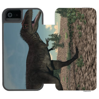 Tyrannotitan Incipio Watson™ iPhone 5 Wallet Case