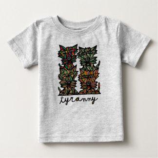 """Tyranny"" BuddaKats Baby Fine Jersey T-Shirt"