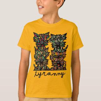 """""""Tyranny"""" Kids' TAGLESS® T-Shirt"""