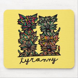 """Tyranny"" Mousepad"