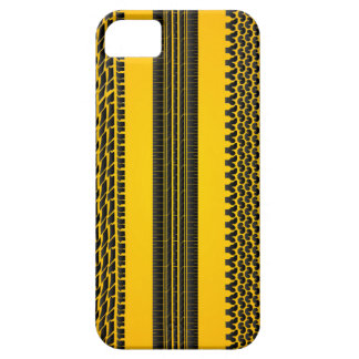 Tyre stamp iPhone 5 cases