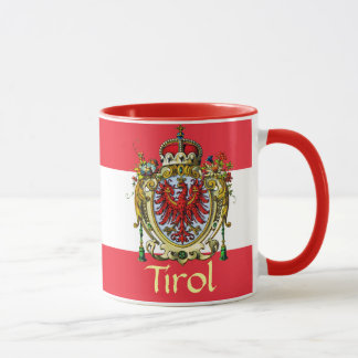 Tyrol Coat of Arms Mug