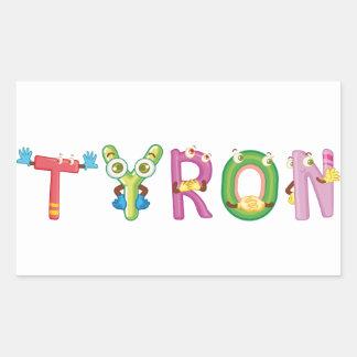 Tyron Sticker