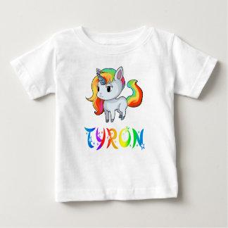 Tyron Unicorn Baby T-Shirt