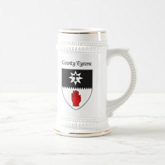Tyrone Beer Stein Mug