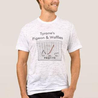 Tyrone's Pigeon & Waffles T-Shirt