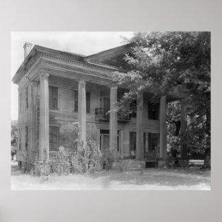 Tyson House Print
