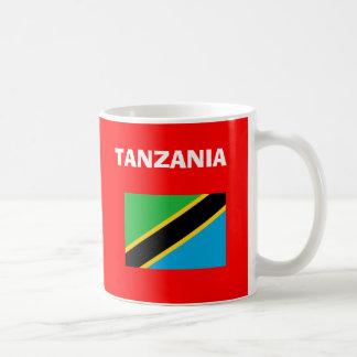 TZ Tanzania* Country Code Mug