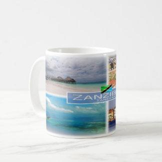 TZ Tanzania - Zanzibar - Coffee Mug