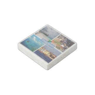TZ Tanzania - Zanzibar - Kendwa Beach - Stone Magnet